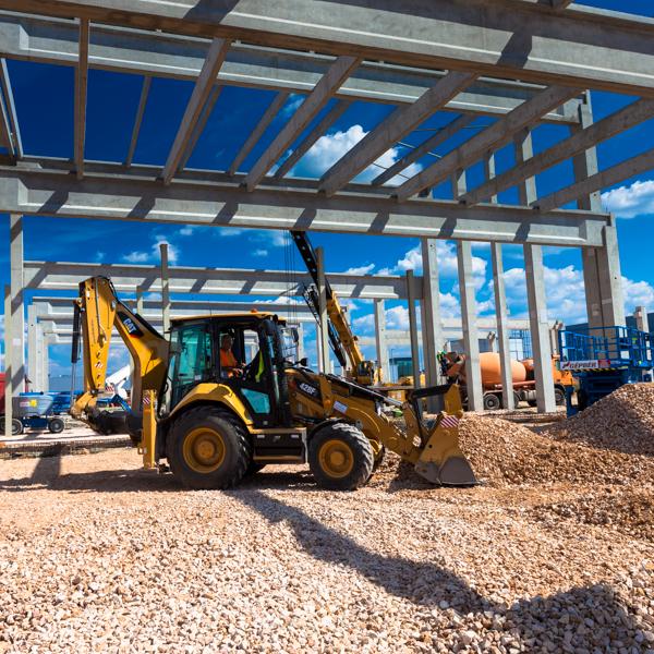 LOTTE gyárépítés Környe - múszaki koordináció, munkavédelmi koordináció